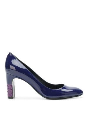 BOTTEGA VENETA: scarpe décolleté - Décolleté Isabella in vernice