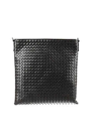 Bottega Veneta: cross body bags - Intrecciato cross body bag