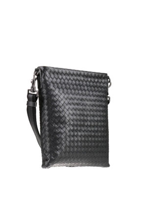Bottega Veneta: cross body bags online - Intrecciato small crossbody
