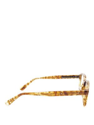 Bottega Veneta: glasses online - Tortoiseshell eyeglasses