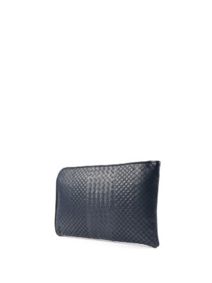 Bottega Veneta: laptop bags & briefcases online - Woven leather document case