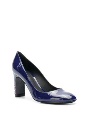 BOTTEGA VENETA: scarpe décolleté online - Décolleté Isabella in vernice