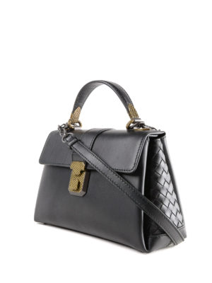 BOTTEGA VENETA: borse a spalla online - Elegante borsa Piazza piccola