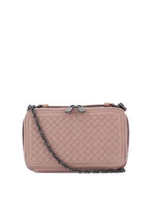 4c89302026478 BOTTEGA VENETA  borse a spalla - Borsetta a spalla in nappa intrecciata.  New season. Bottega Veneta. Intrecciato nappa shoulder bag
