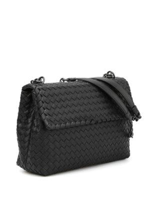 Bottega Veneta: shoulder bags online - Medium Olympia cross body bag
