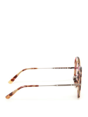 Bottega Veneta: sunglasses online - Brown lenses havana sunglasses