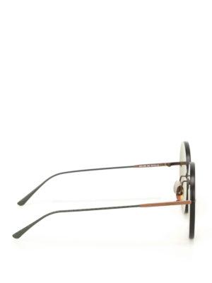 Bottega Veneta: sunglasses online - Green lenses sunglasses