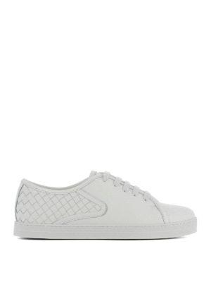Bottega Veneta: trainers - Carmel napa sneakers