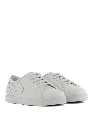 Bottega Veneta: trainers online - Carmel napa sneakers