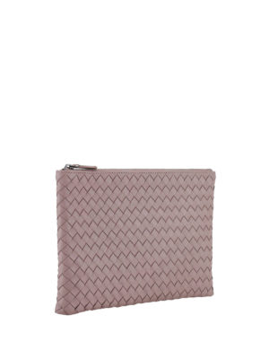 Bottega Veneta: wallets & purses online - Intrecciato napa leather pouch