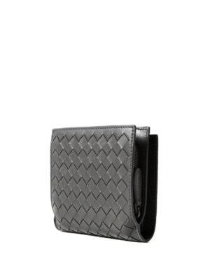 Bottega Veneta: wallets & purses online - Intrecciato napa mini wallet