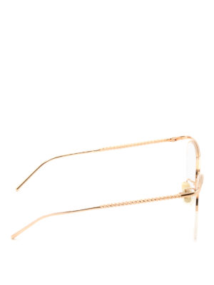 Boucheron: glasses online - Rope-shaped arms eyeglasses