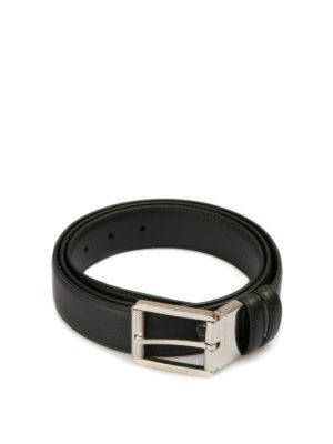 Brioni: belts - Reversible leather belt