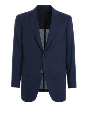 Brioni: blazers - Colosseo wool blazer