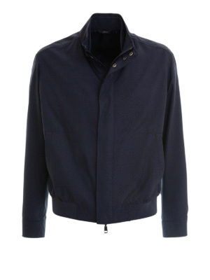 Brioni: casual jackets - Bomber-inspired casual jacket