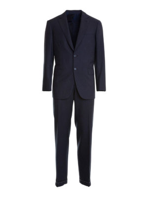 Brioni: formal suits - Brunico wool formal suit