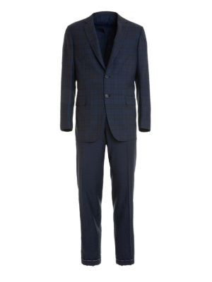 Brioni: formal suits - Brunico wool tailored suit