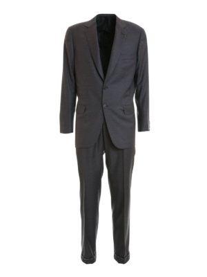 Brioni: formal suits - Colosseo wool suit