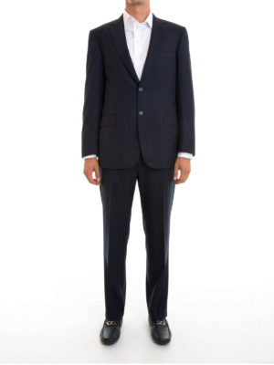 Brioni: formal suits online - Brunico wool formal suit