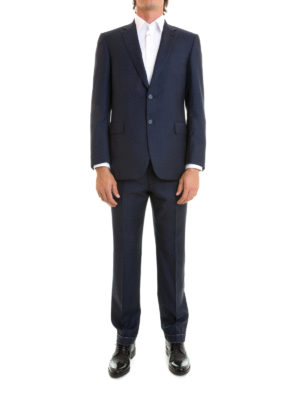 Brioni: formal suits online - Brunico wool tailored suit