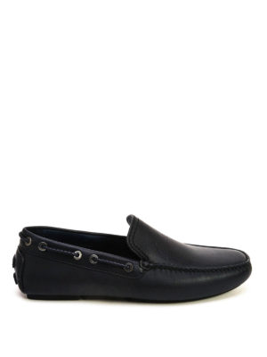 Brioni: Loafers & Slippers - Leather loafers