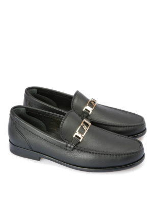 Brioni: Loafers & Slippers online - Leather loafers