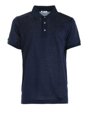 Brioni: polo shirts - Cotton polo