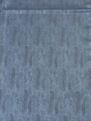 Brioni: scarves online - Herringbone silk scarf