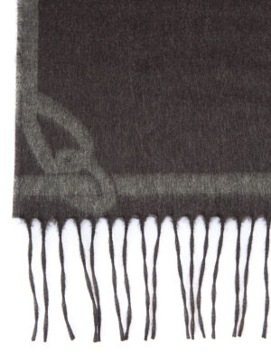 Brioni: scarves online - Silk and cashmere scarf