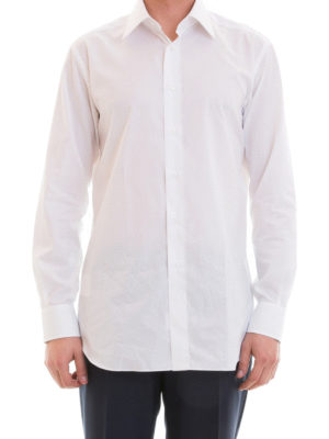 Brioni: shirts online - Cotton formal shirt