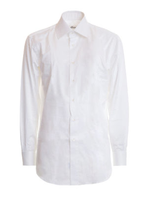 Brioni: shirts - Spread collar classic shirt