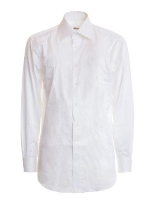 Brioni: shirts - Spread collar classic shirt