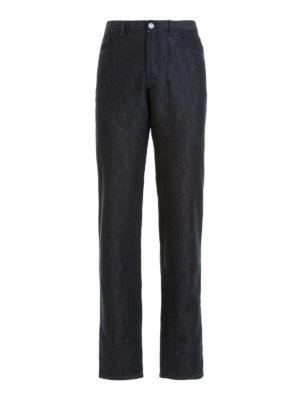 BRIONI: jeans dritti