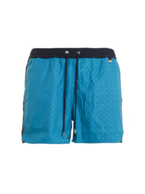 Brioni: Swim shorts & swimming trunks - Logo swimming trunks