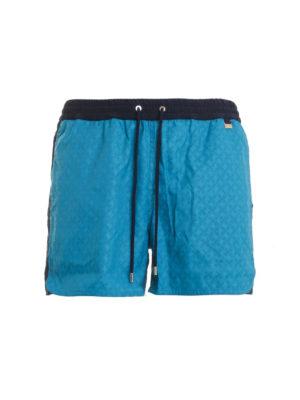 Brioni: Swim shorts & swimming trunks - Logo swimming trunks