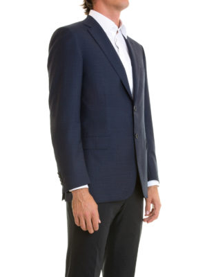 Brioni: Tailored & Dinner online - Brunico wool tailored blazer
