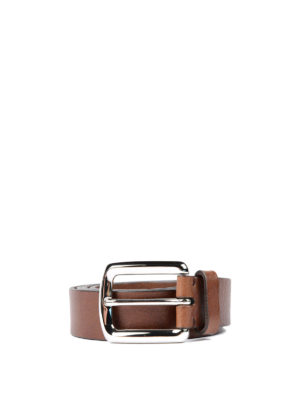 Brunello Cucinelli: belts online - Calf leather belt