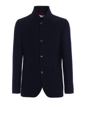 Brunello Cucinelli: blazers - Cashmere structured blazer jacket