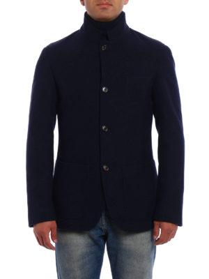 Brunello Cucinelli: blazers online - Cashmere structured blazer jacket