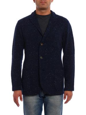 Brunello Cucinelli: cardigans online - Wool and cashmere melange cardigan