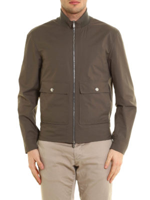 Brunello Cucinelli: casual jackets online - Waterproof nylon jacket