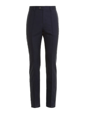 Brunello Cucinelli: casual trousers - Lightweight wool trousers