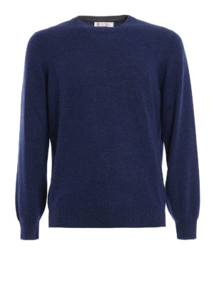 Brunello Cucinelli: crew necks - Cashmere crew neck sweater