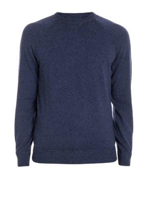 Brunello Cucinelli: crew necks - Cashmere raglan sleeve sweater