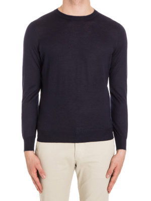 Brunello Cucinelli: crew necks online - Cashmere silk lightweight sweater