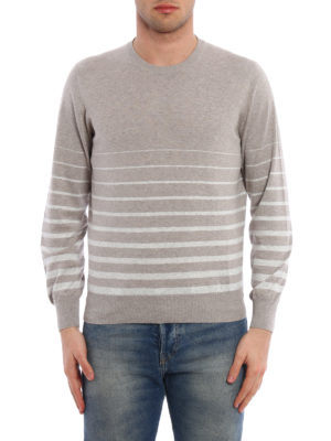 Brunello Cucinelli: crew necks online - Cotton crewneck