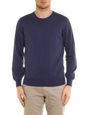 Brunello Cucinelli: crew necks online - Knitted cotton crewneck