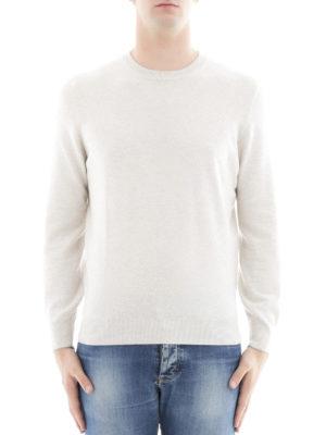 Brunello Cucinelli: crew necks online - Soft cashmere crew neck sweater