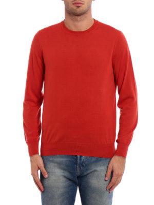 Brunello Cucinelli: crew necks online - Wool and cashmere crewneck