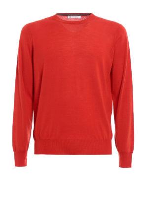 Brunello Cucinelli: crew necks - Wool and cashmere crewneck